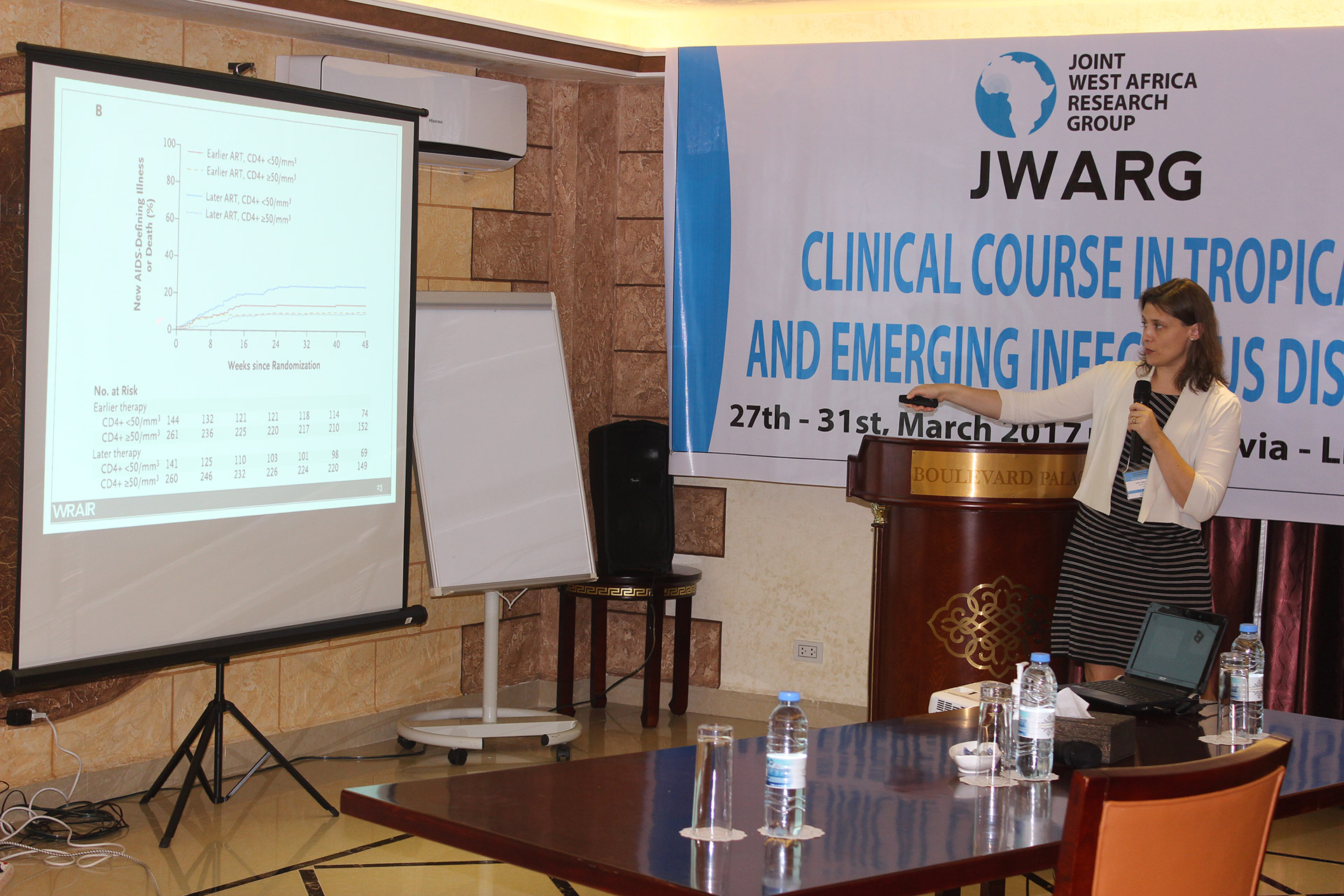 JWARG Clinical Training